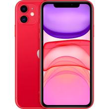 Смартфон APPLE iPhone 11 64GB Red (MHDD3) (без адаптера)