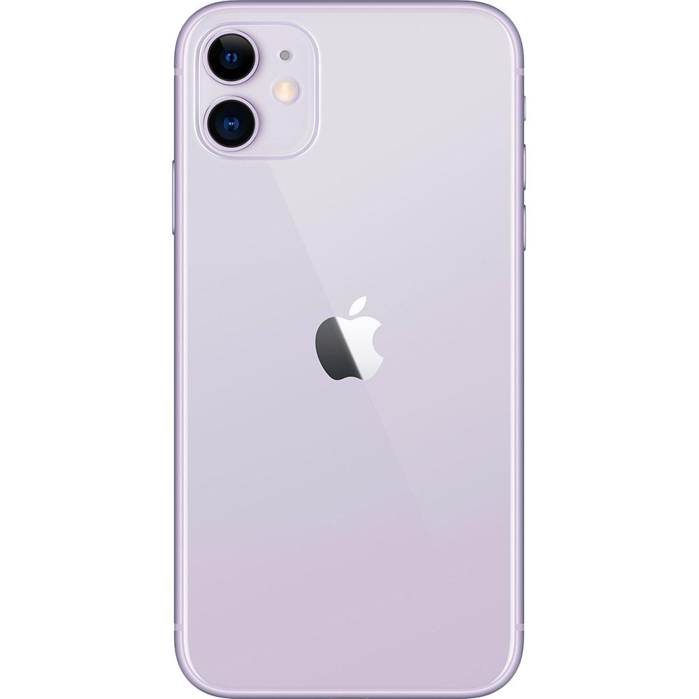 Смартфон APPLE iPhone 11 64GB Purple (MHDF3) (без адаптера) Диагональ дисплея 6.1