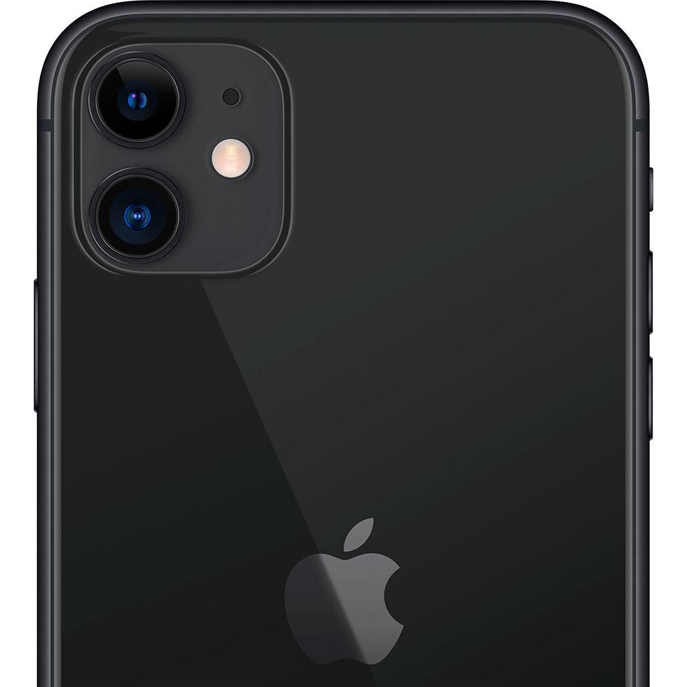 Смартфон APPLE iPhone 11 128GB Black (MHDH3) (без адаптера) Діагональ дисплея 6.1