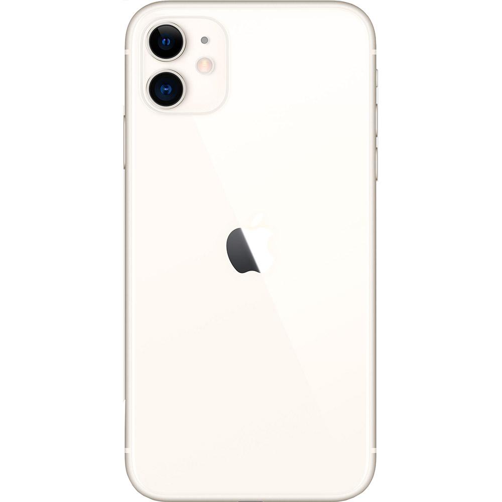 Смартфон APPLE iPhone 11 128GB White (MHDJ3) (без адаптера) Диагональ дисплея 6.1