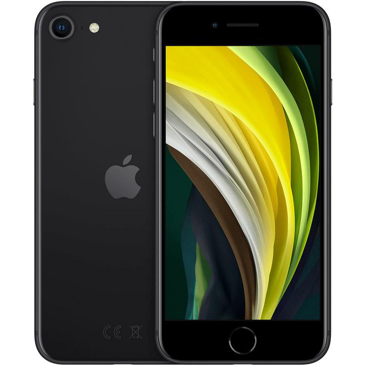 Смартфон APPLE iPhone SE 64GB Black (MHGP3) (без адаптера)
