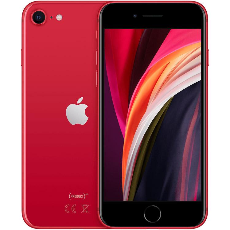 Смартфон APPLE iPhone SE 64GB Red (MHGR3) (без адаптера)