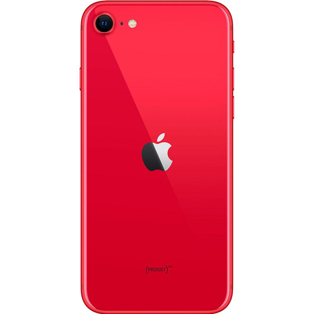 Смартфон APPLE iPhone SE 64GB Red (MHGR3) (без адаптера) Встроенная память, Гб 64