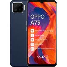 Смартфон OPPO A73 4/128GB Navy Blue