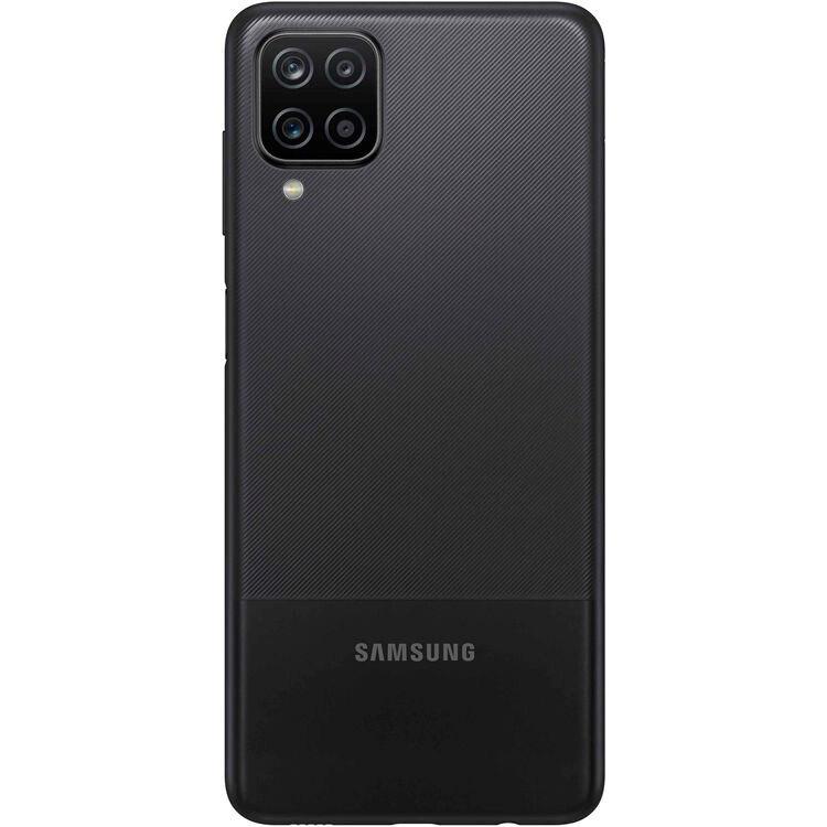 Смартфон SAMSUNG Galaxy A12 4/64 Gb Dual Sim Black (SM-A125FZKVSEK) Встроенная память, Гб 64