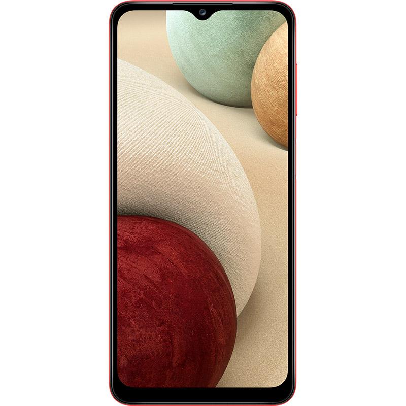 Смартфон SAMSUNG Galaxy A12 4/64 Gb Dual Sim Red (SM-A125FZRVSEK) Оперативная память 4096