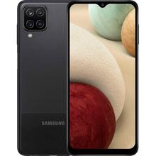 Смартфон SAMSUNG Galaxy A12 3/32 Gb Dual Sim Black (SM-A125FZKUSEK)