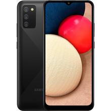 Смартфон SAMSUNG SM-A025F Galaxy A02S 3/32GB ZKE Black (SM-A025FZKESEK)