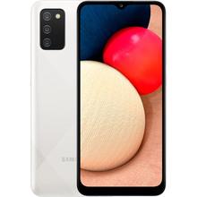Смартфон SAMSUNG SM-A025F Galaxy A02S 3/32GB ZWE White (SM-A025FZWESEK)