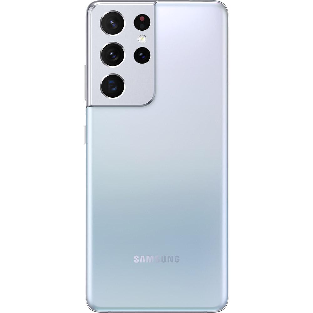 Смартфон SAMSUNG Galaxy S21 Ultra 12/128 Gb Dual Sim Phantom Silver (SM-G998BZSDSEK) Оперативная память 12288