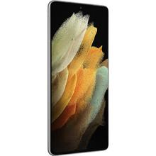 Смартфон SAMSUNG Galaxy S21 Ultra 12/128 Gb Dual Sim Phantom Silver (SM-G998BZSDSEK)