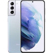 Смартфон SAMSUNG Galaxy S21+ 8/256 Gb Dual Sim Phantom Silver (SM-G996BZSGSEK)