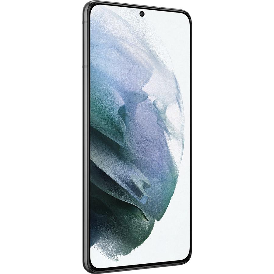 Смартфон SAMSUNG Galaxy S21+ 8/128 Gb Dual Sim Phantom Black (SM-G996BZKDSEK) Диагональ дисплея 6.7