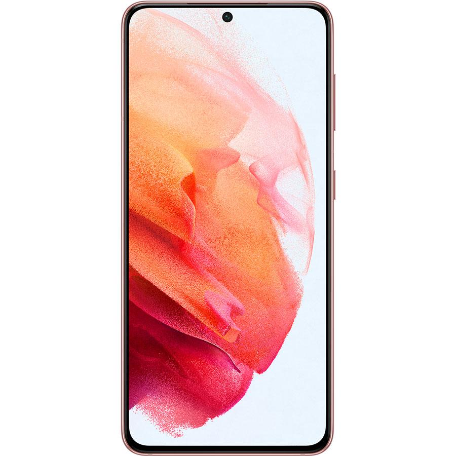 Смартфон SAMSUNG SM-G991B Galaxy S21 8/128Gb ZID Phantom Pink (SM-G991BZIDSEK) Встроенная память, Гб 128
