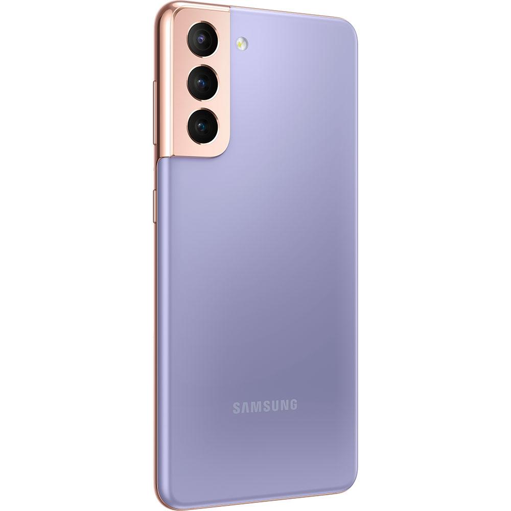 Смартфон SAMSUNG SM-G991B Galaxy S21 8/128Gb ZVD Phantom Violet (SM-G991BZVDSEK) Оперативная память 8192