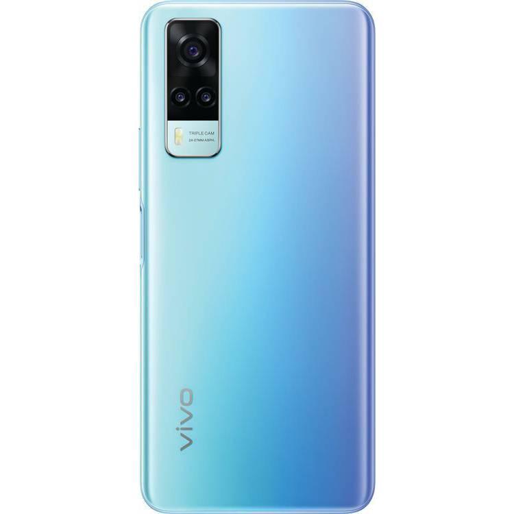 Смартфон VIVO Y31 V2036 4/128GB Ocean Blue Оперативная память 4096