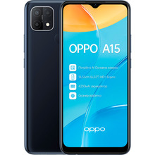 Смартфон OPPO A15 2/32 Gb Dual Sim Dynamic Black