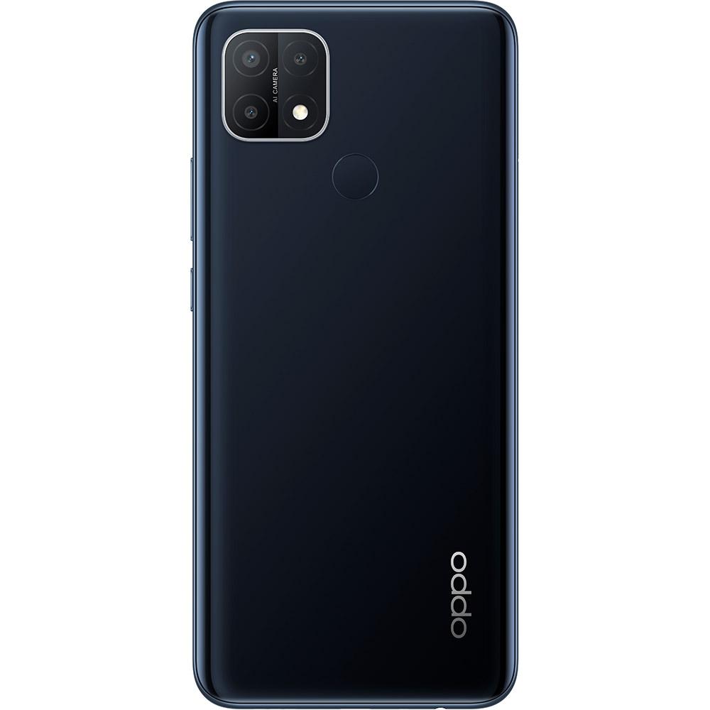 Смартфон OPPO A15s 4/64 Gb Dual Sim Dynamic Black Оперативная память 4096