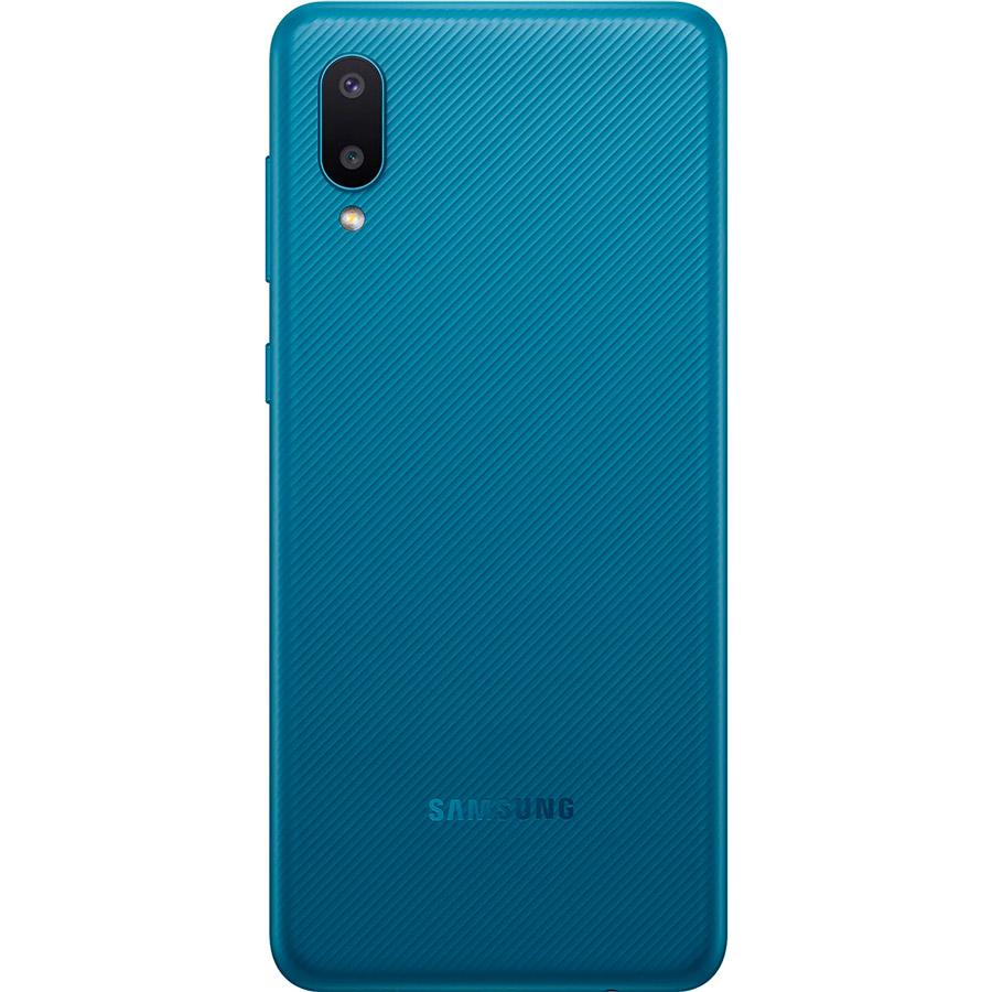Смартфон SAMSUNG Galaxy A02 2/32 Gb Dual Sim Blue (SM-A022GZBBSEK) Оперативная память 2048