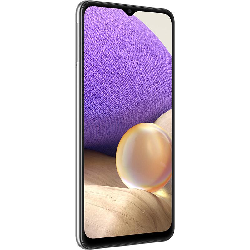 Смартфон SAMSUNG Galaxy A32 4/64 Gb Dual Sim Awesome White (SM-A325FZWDSEK) Диагональ дисплея 6.4
