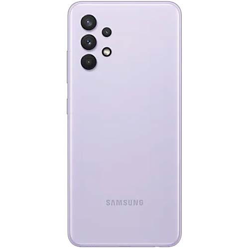 Смартфон SAMSUNG Galaxy A32 4/128 Gb Dual Sim Awesome Light Violet (SM-A325FLVGSEK) Оперативна пам'ять 4096