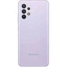 Смартфон SAMSUNG Galaxy A32 4/128 Gb Dual Sim Awesome Light Violet (SM-A325FLVGSEK)