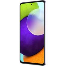 Смартфон SAMSUNG Galaxy A52 4/128 Duos Light Violet (SM-A525FLVDSEK)