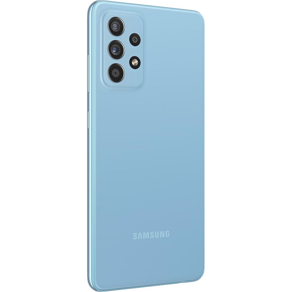 Смартфон SAMSUNG Galaxy A52 4/128 Duos Awesome Blue (SM-A525FZBDSEK) Диагональ дисплея 6.5