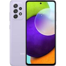 Смартфон SAMSUNG Galaxy A52 8/256 Duos Light Violet (SM-A525FLVISEK)