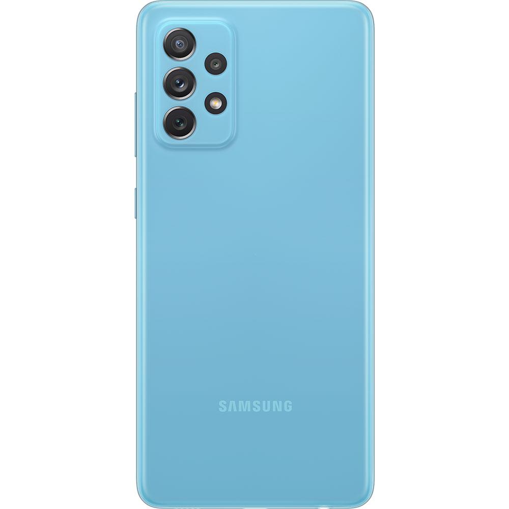 Смартфон SAMSUNG SM-A725F Galaxy A72 6/128 Duos ZBD Blue (SM-A725FZBDSEK) Оперативная память 6144