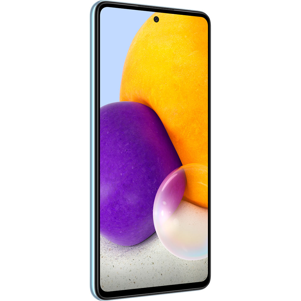 Смартфон SAMSUNG SM-A725F Galaxy A72 6/128 Duos ZBD Blue (SM-A725FZBDSEK) Диагональ дисплея 6.7