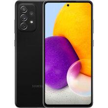 Смартфон SAMSUNG SM-A725F Galaxy A72 6/128 Duos ZKD Black (SM-A725FZKDSEK)