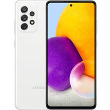 Смартфон SAMSUNG SM-A725F Galaxy A72 6/128 Duos ZWD White (SM-A725FZWDSEK)
