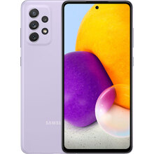 Смартфон SAMSUNG SM-A725F Galaxy A72 8/256 Duos LVH Light Violet (SM-A725FLVHSEK)