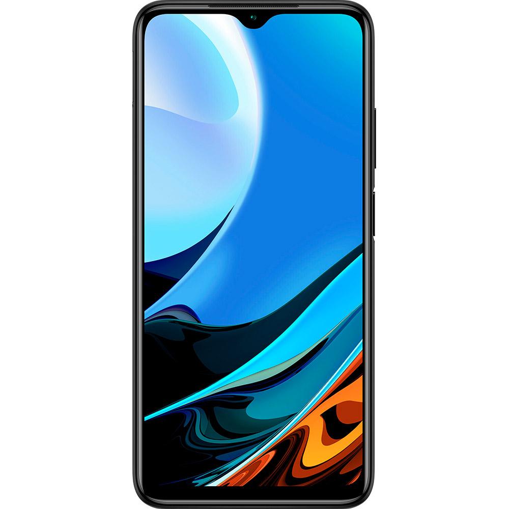 Смартфон XIAOMI Redmi 9T 4/64 Gb Dual Sim Carbon Gray Встроенная память, Гб 64