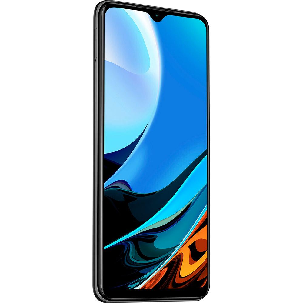 Смартфон XIAOMI Redmi 9T 4/64 Gb Dual Sim Carbon Gray Диагональ дисплея 6.53