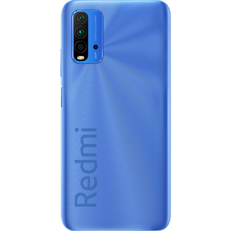 Смартфон XIAOMI Redmi 9T 4/64 Gb Dual Sim Twilight Blue Оперативная память 4096