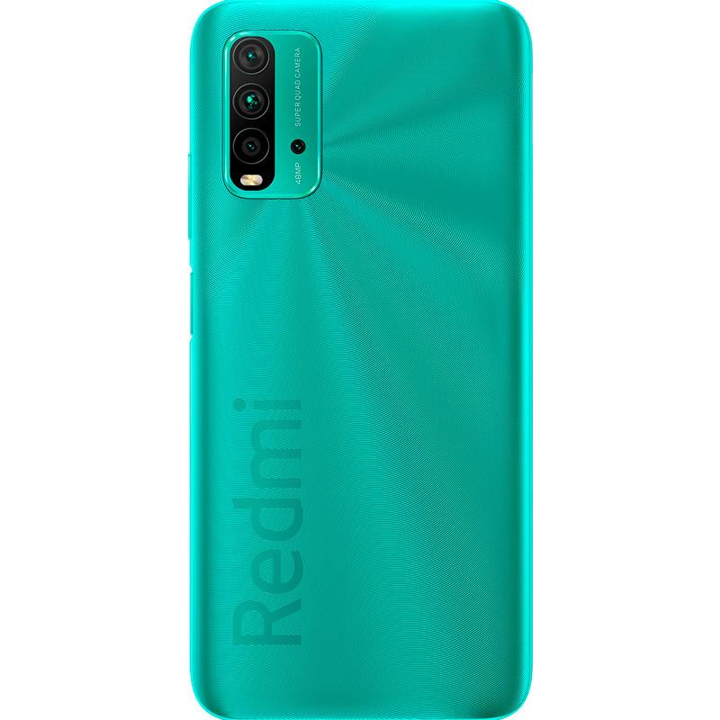 Смартфон XIAOMI Redmi 9T 4/64 Gb Dual Sim Ocean Green Оперативная память 4096