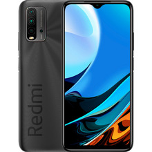 Смартфон XIAOMI Redmi 9T 4/128 Gb Dual Sim Garbon Gray