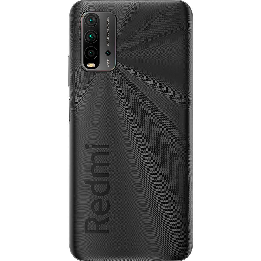 Смартфон XIAOMI Redmi 9T 4/128 Gb Dual Sim Garbon Gray Оперативная память 4096