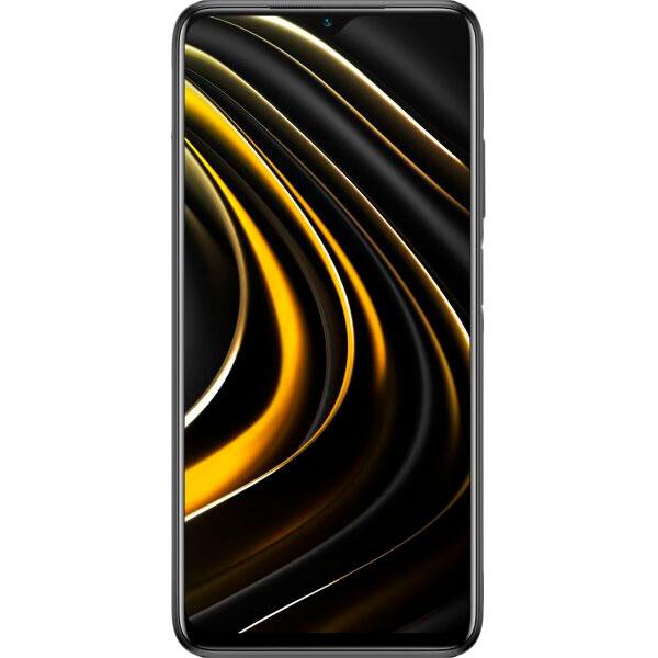 Смартфон XIAOMI Poco M3 4/128GB Black Встроенная память, Гб 128