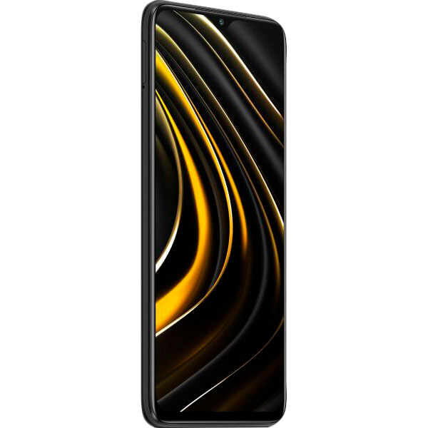 Смартфон XIAOMI Poco M3 4/128GB Black Диагональ дисплея 6.53