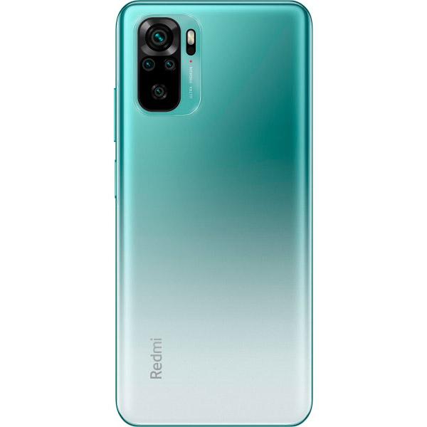 Смартфон XIAOMI Redmi Note 10 4/64 Gb Dual Sim Lake Green Оперативная память 4096