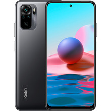 Смартфон XIAOMI Redmi Note 10 4/128 Gb Dual Sim Onyx Gray