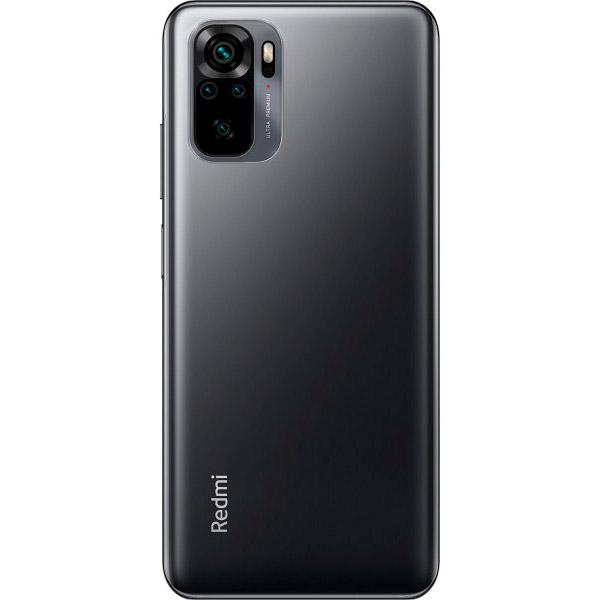 Смартфон XIAOMI Redmi Note 10 4/128 Gb Dual Sim Onyx Gray Оперативная память 4096
