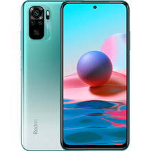 Смартфон XIAOMI Redmi Note 10 4/128 Gb Dual Sim Lake Green