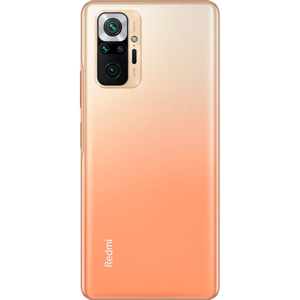 Смартфон XIAOMI Redmi Note 10 Pro 6/64 Gb Gradient Bronze Оперативная память 6144