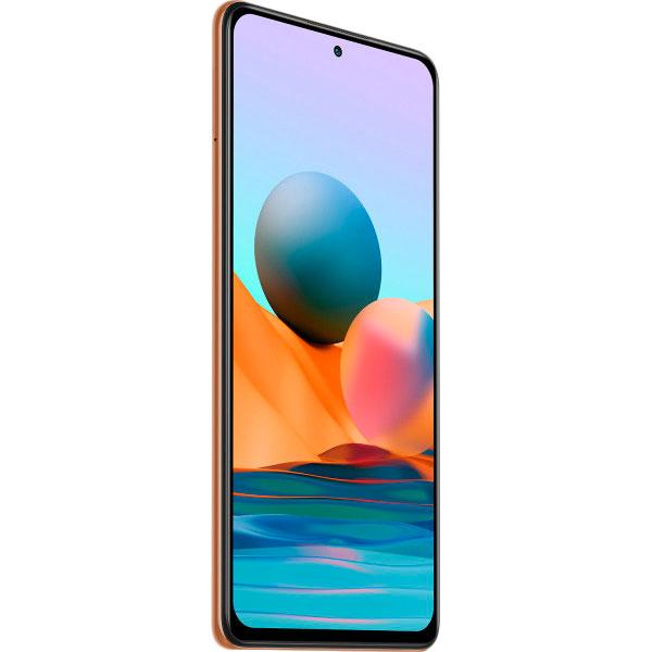 Смартфон XIAOMI Redmi Note 10 Pro 6/64 Gb Gradient Bronze Диагональ дисплея 6.67