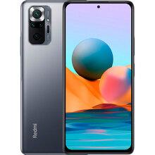 Смартфон XIAOMI Redmi Note 10 Pro 6/128 Onyx gray (M2101K6G)