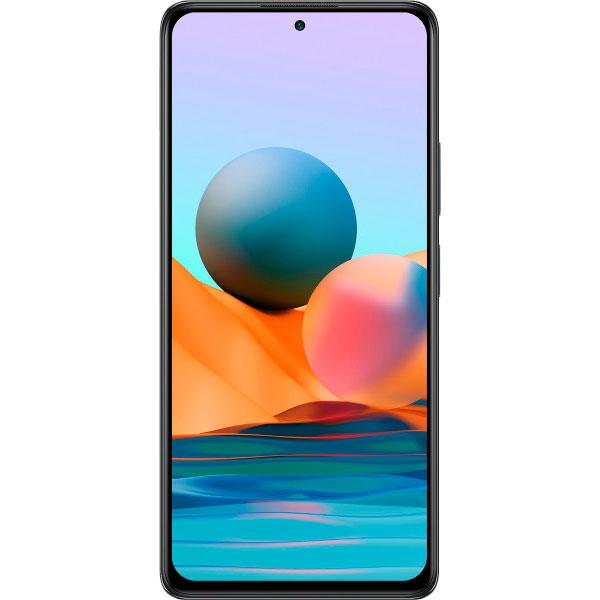 Смартфон XIAOMI Redmi Note 10 Pro 6/128 Onyx gray (M2101K6G) Встроенная память, Гб 128